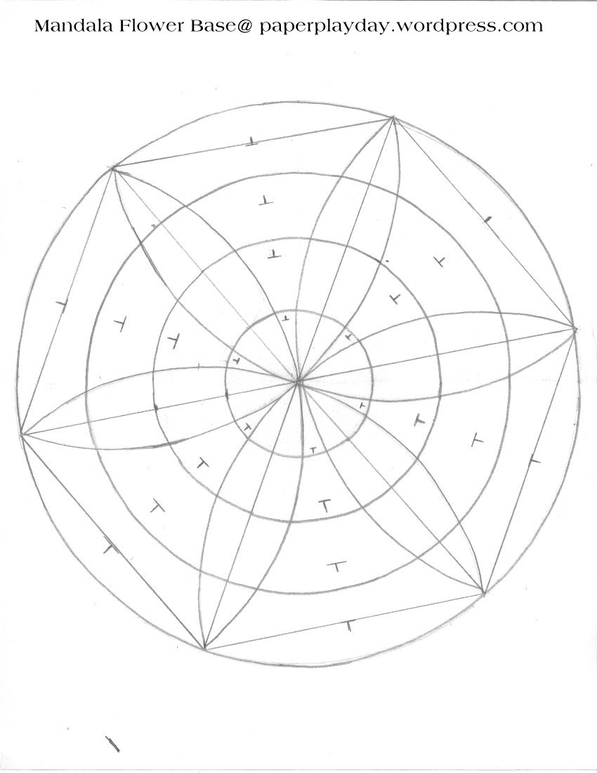 Circles Coloring Pages #9