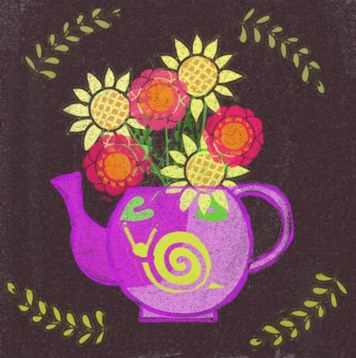 teaandflowers